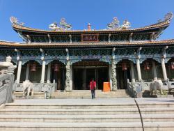 汕尾凤山祖庙