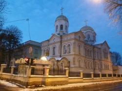 Orthodox Cathedral of the Transfiguration of the Saviour