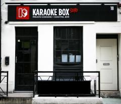 Karaoke Box Soho