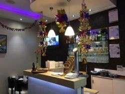 Indian Open Kitchen