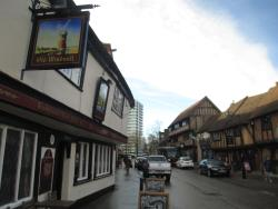 Historic Spon Street