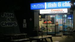 The Sands Fish and Chip Shop
