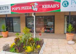 ‪Pop's Pizza & Kebab's‬