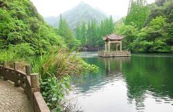 Tianming Mountain Spring