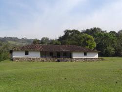 Casa Grande e Capela do Sítio de Santo Antônio