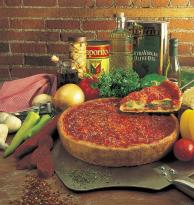 PizzaPapalis Chicago Pizza