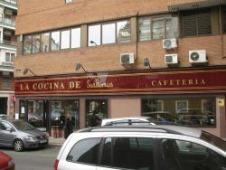 La Cocina de San Román
