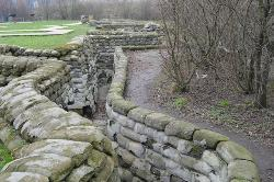 Yorkshire Trench and Dugout