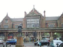 Stoke-on-Trent Railway Station