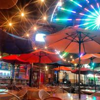 Mellow Mushroom at the Island in Pigeon Forge