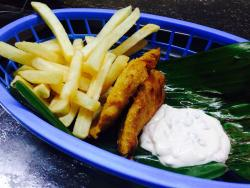 The Net Fish and Chips
