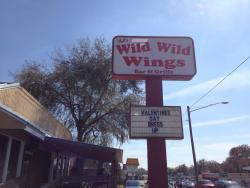 RJ's Wild Wild Wings