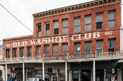 ‪The Washoe Club Haunted Museum‬