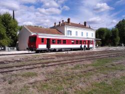 Train Touristique du Centre-Var