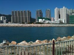 Tseung Kwan O South Waterfront Promenade