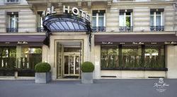 โรงแรมรอยัล ปารีส ชองส์เอลิเซ๋