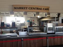 Market Central Cafe & Bar