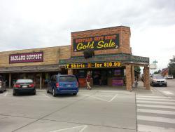 Buffalo Gift Shop
