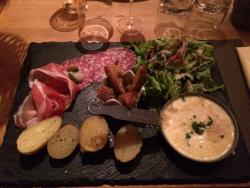 Restaurant La Tourmente Montalbert