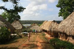 Indigenes Embera