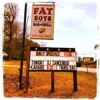 Fat Boys Bar and Grill
