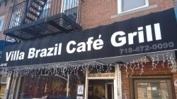 Villa Brazil Cafe Grill