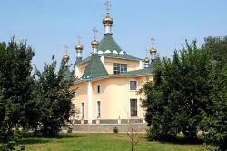 Iversky Seraphimovskiy Nunnery