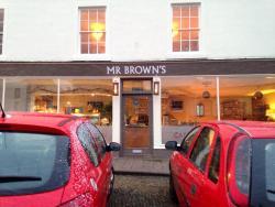 Mr Brown's