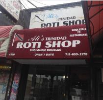 Ali's Roti Shop