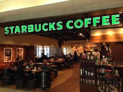 Starbucks Coffee Osaka Airport