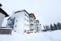 Ukkohalla Ski Chalets huoneistot