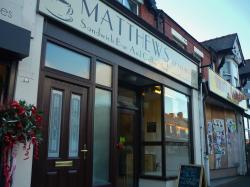 Matthew's Sandwich Bar and Coffee Shop