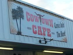 Cow Town cafe
