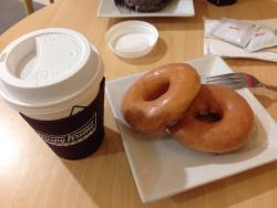 Krispy Kreme Ayala Centre, Cebu