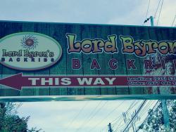 Lord Byrons BackRibs