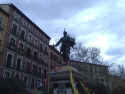 Statue of Eloy Gonzalo