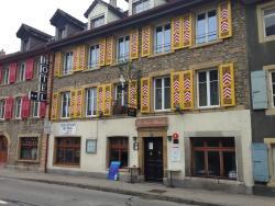 Restaurant de la Croix-Blanche