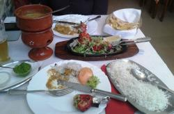 Restaurante Taj a Palhota