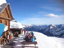 Bosco Gurin Ski Resort