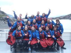 Upsala Kayak Experience