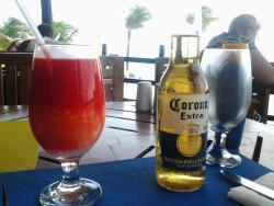 Coronita mexicana & Miami vice!