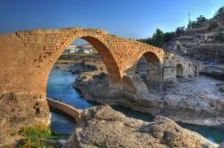 Zakho Bridge.