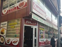 Osmanağa Pide Kebap & Yemek Salonu