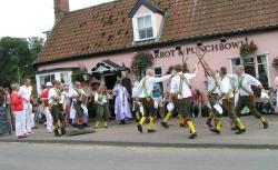 Kemp's Men of Norwich