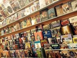 Comics Corner