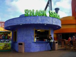 Nickelodeon Snack Shack