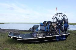 Native Airboat Rides