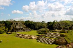 Ruines d'Altun Ha