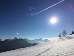 Station de Ski Bernex Dent d'Oche