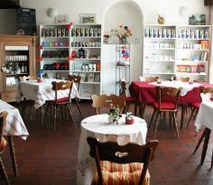 Dany's Flammkuchen & Cafe im Naturhotel Holzwurm